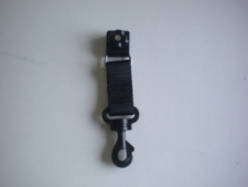 Pin Mount w/ Plastic Swivel Bolt Snap - Product Image