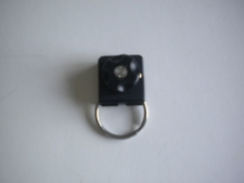 Webbing Pin Mount w/ SS Split Ring - Product Image