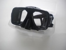 "H20 Alpha 2 Dive Mask includes Mask Box  ""Accepts Lenses"" - Product Image"