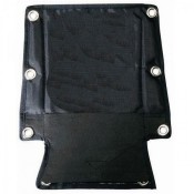 IST Backplate Pad w/Storage Pouch - Product Image