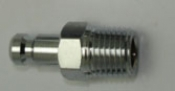 "9/16 Male Connector with SeaQuest Bc Type Fitting ""Nitrox Ready"" - Product Image"