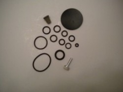 "Rebuild Kit for #813 / 813A Drysuit Valve ""Viton Kit"" - Product Image"