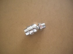 """Regulator Swivel Adapter Ball Type for 2nd Stages """"Low Pressure Applications"""" - Product Image"""