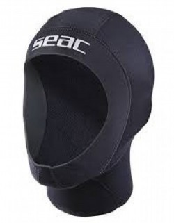 "Seac Sub 3.5mm Standard Neoprene Hood ""Xs - Small Only"" - Product Image"