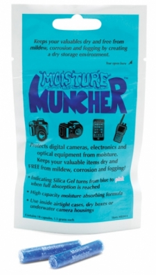 Sealife Moisture Muncher Silica Gel Drying Capsules - Product Image