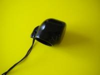 "Soft Valve Cap vinyl  ""BLACK"" - Product Image"