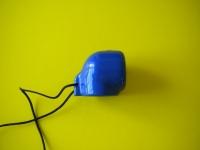 """Soft Valve Cap vinyl  """"BLUE"""" - Product Image"""