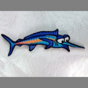 Swordfish Wall Art - Product Image