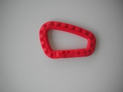 "Tactical Carabiner ""RED"" - Product Image"