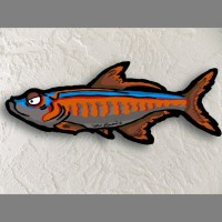Tarpon Fish Wall Art - Product Image