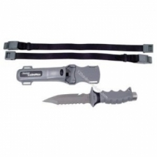 Titanium Pointed Knife w/ Sheath - Product Image