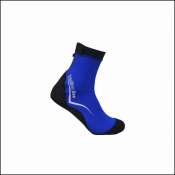 "Traction Socks ""Blue Color"" Size: Small - Product Image"