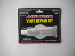 Vinyl Repair Kit w/ Patches! - Product Image