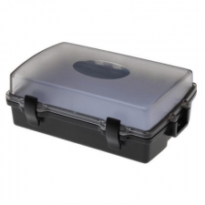Wirtz Sport Case 1 w/ Clear Top Lid with Black Lower Body - Product Image