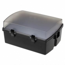 Wirtz Sport Case 2 w/ Clear Top Lid with Black Lower Body - Product Image